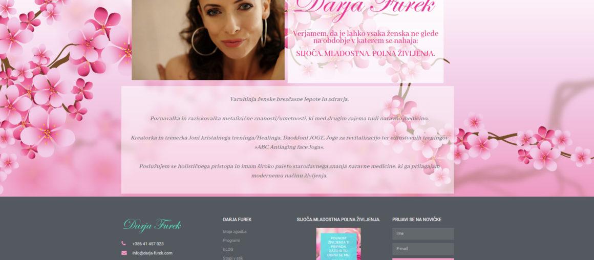 Nova spletna stran za vse, ki želite postati SIJOČE.MLADOSTNE.POLNE ŽIVLJENJA.